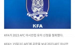 韩国足协改主意了,2023年亚洲杯将落户中国