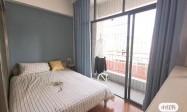 嘉禾望岗 近地铁 青年公寓 开放式一房