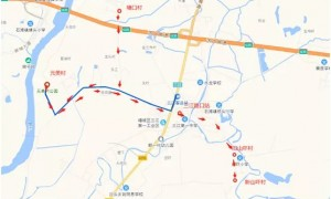 2020年12月广州增城13条公交线路优化调整一览