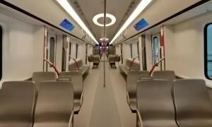广州地铁18号线时速是多少?160公里/小时