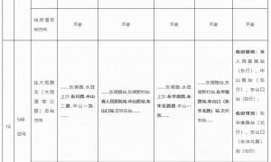 2021年1月10日起广州公交线路临时调整一览