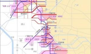 广州将打造湾区306090交通圈半小时达佛莞深中心城区