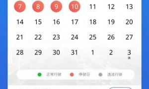 3月8日妇女节广州外地车开四停四吗(2021)