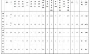 广州市中心六区城市道路临时泊位设置规划(2021年版)