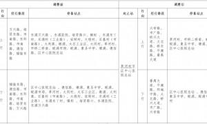 2021年6月5日起广州番禺公交线路临时调整一览