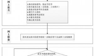 广州2021中考网上报名有哪些步骤?