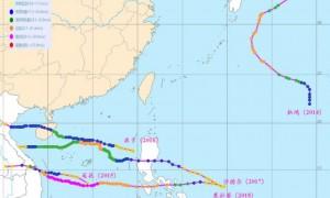11月有台风么?未来10天将有新台风生成(10月29日消息)