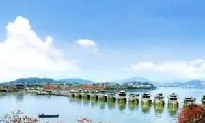 广东潮州广济桥等三个景区2月26日起恢复开放