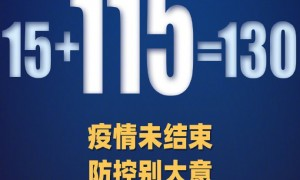 1月15日31省新增本土确诊115例含河北90例