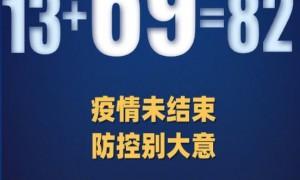 1月25日31省区市新增确诊82例含本土69例