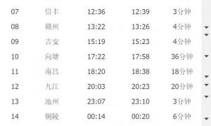 广州东站疫情k675次列车途经哪些站?