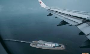 2020年1月15日广州白云机场开通直达港珠澳大桥专线大巴