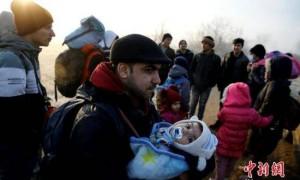 希腊令1442名难民立即离境 成该国最大规模遣返?