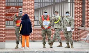 驻韩美军全员打流感疫苗:单独供货 与韩国民众用的不同