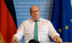 继外长后,德国经济与能源部长也开始隔离