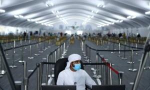 """阿联酋卫生部长接种中国新冠疫苗,由中国国药集团开发,4天前批准""""紧急使用"""""""