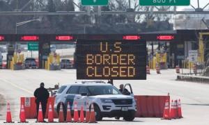 墨西哥和美国边境封禁期再度延长一个月至10月21日