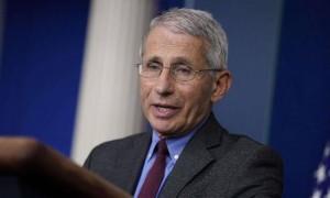 福奇:美国朝着错误方向前进,至少2022年才会恢复正常