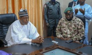 尼日利亚极端分子再次袭击博尔诺州长车队,致30人死亡