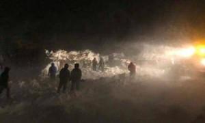 俄罗斯滑雪场再度发生雪崩事件,事故或因人为发射炮弹导致