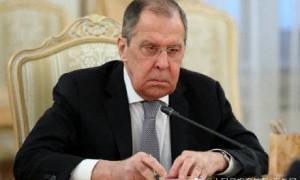 俄外长:美袭击叙利亚前曾向俄军方发出警告