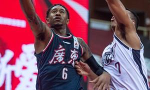 篮球——CBA第三阶段:广东东莞大益胜时代中国广州