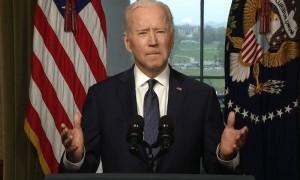 """拜登宣布从阿富汗全部撤军,""""将专注于中国等其他优先事项"""""""