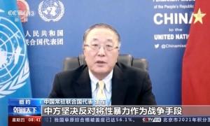 """联合国安理会就""""冲突中性暴力""""举行会议"""