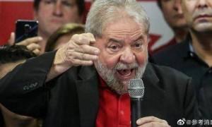 外媒:巴西最高法院法官推翻对前总统卢拉的腐败指控