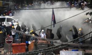联合国驻缅甸特使:3日示威活动至少造成38人死亡
