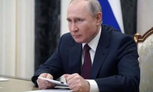 俄罗斯总统普京:谁咬我们,我们就敲掉谁的牙齿