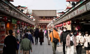 日媒:变异新冠病毒正在日本扩散 或影响东京奥运