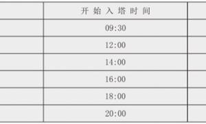 2021广州塔妇女节预约购票攻略(附购票入口)