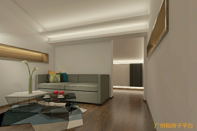 广州三号线永泰,白云大道北,新房招租 单间 一房 两房均有