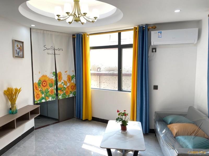 白云区3号线永泰地铁站 全新精装电梯公寓 拎包入住价格优惠